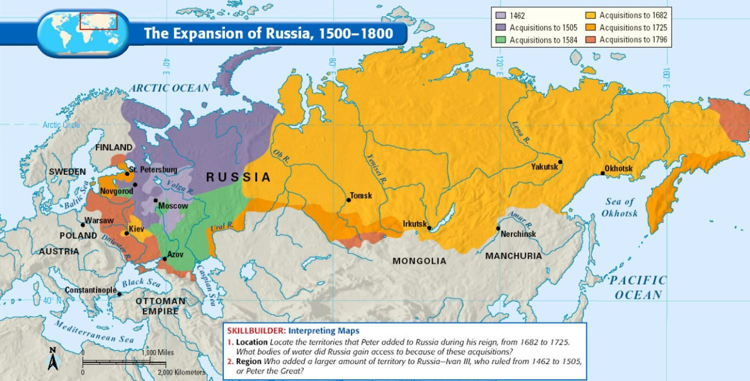 Ancient Russia Map Map Of Ancient Russia Eastern Europe Europe