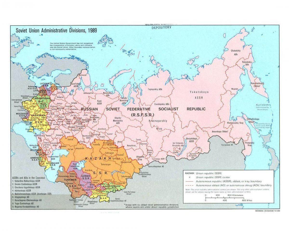soviet union map map soviet union eastern europe europe. Black Bedroom Furniture Sets. Home Design Ideas
