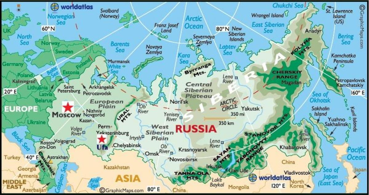 Ufa Russia Map Map Of Ufa Russia Eastern Europe Europe